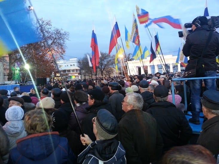 Третья оборона Севастополя? (видео)