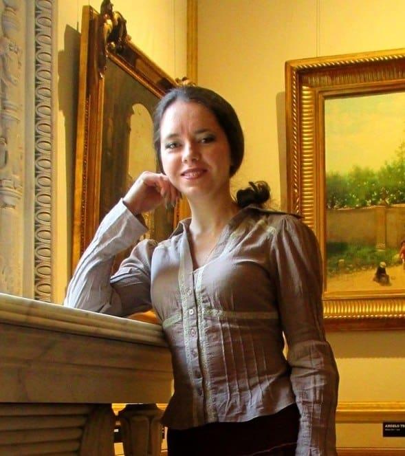 7 вопросов молодому учёному Ольге Курмышкиной