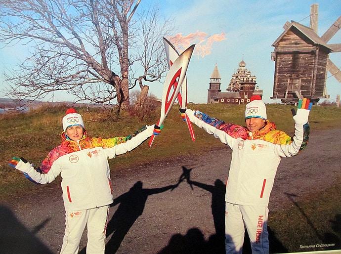 Древние обереги для олимпийской сборной России