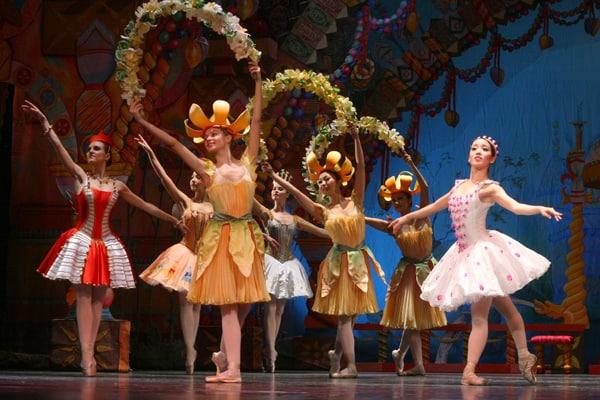 Две тысячи зрителей пришли в Йоэнсуу на балет «Щелкунчик»