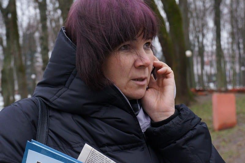 Белорусская поэтесса Лариса Романова, моя сестра