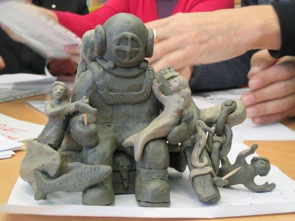 Команды шести стран создадут снежные и ледовые скульптуры в Петрозаводске