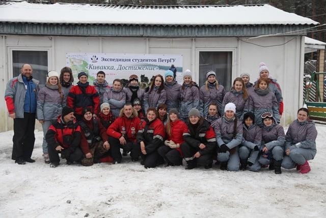 Экспедиция завершится восхождением на гору Кивакка