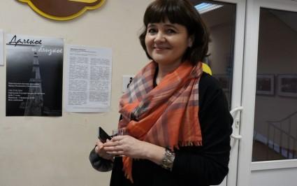 Открылась первая персональная выставка Ирины Романовой