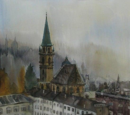 Зальцбург, город Моцарта. 2008