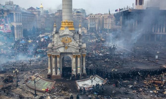 Украина, боль наша