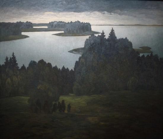 В. Иваненко. Край северный