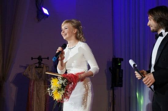 "Людмила Исакова - премия ""Любимая артистка"""