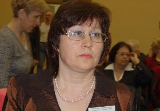 Учитель английского языка школы № 1 Беломорска Надежда Александровна Коваленко
