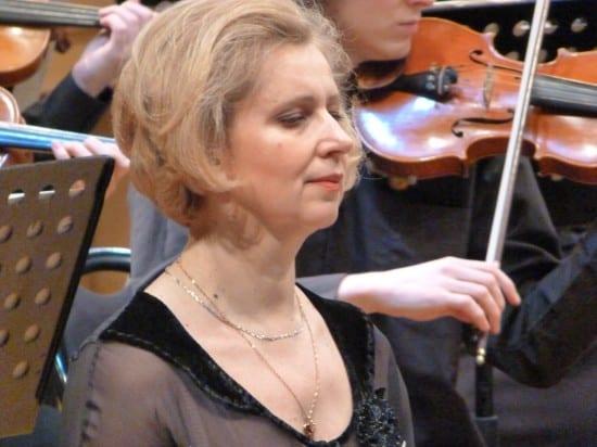 Людмила Фридбург. Фото  Александры Игумновой