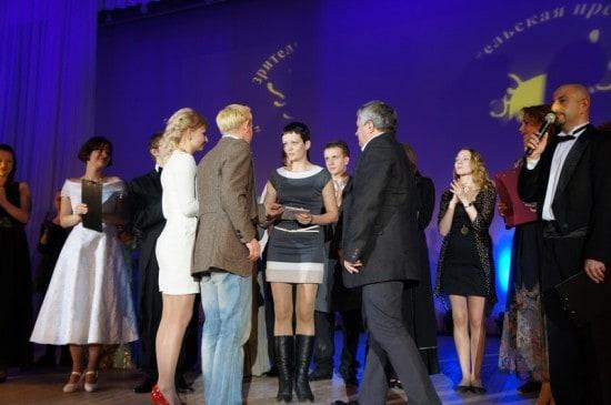 Лауреаты передают свои премии маме Таси Нестеровой