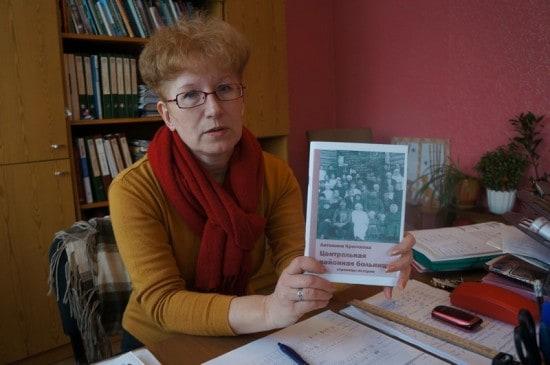 По словам заведующей Елены Анатольевны Ивановой, зарплата библиотекаря в последнее время в среднем 17 тысяч рублей