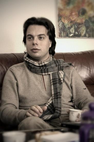 Яков Кацнельсон. Беседа за чашкой кофе в Карельской филармонии