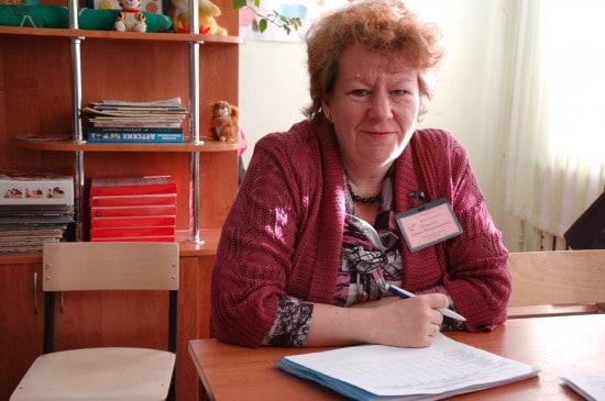 Ирина Вениаминовна Шарлаева, председатель жюри конкурса