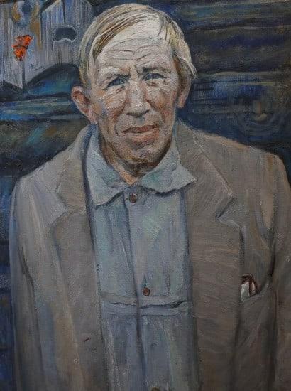Портрет деда