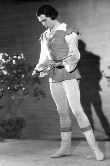 Альберт - Виталий Мельников. 1960 год