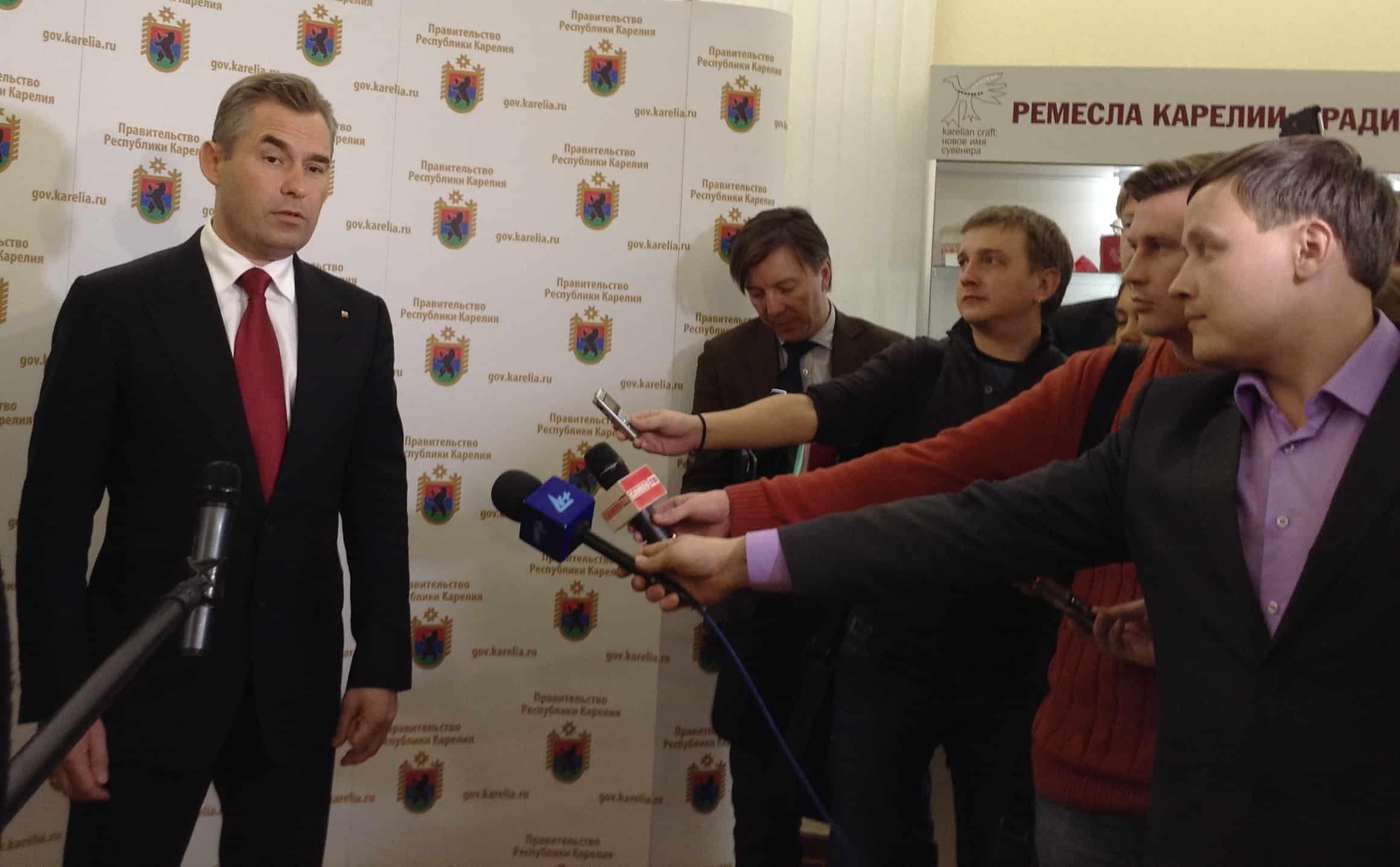 Павел Астахов привел Карелии в пример Иваново, Кемерово и Чечню