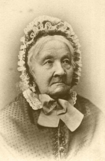 Франциска Амелунг записала свою родословную по просьбе внучатого племянника.