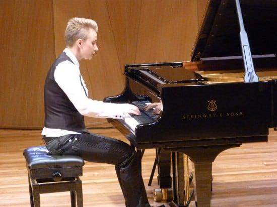 Анастасия Новикова (фортепиано)