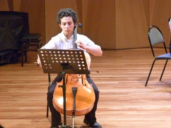 Фабьян Вальверде (виолончель)