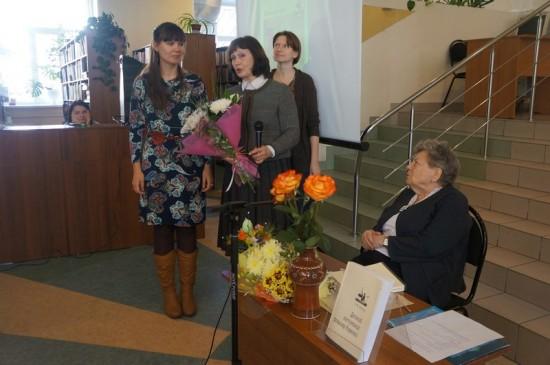 Поздравляют коллеги из КарНЦ РАН