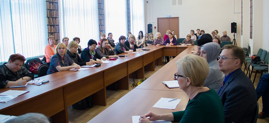 В Петрозаводске обсудили особенности преподавания Основ религиозных культур