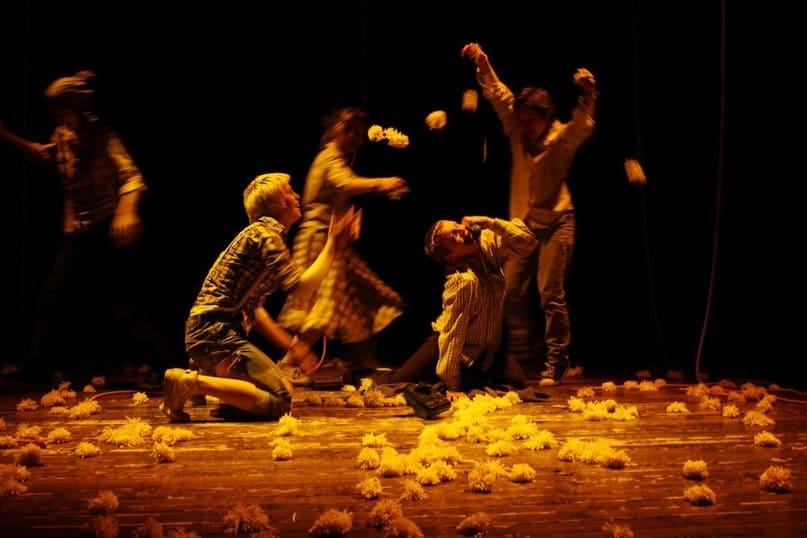 III фестиваль любительских студенческих театров Т-АРТ