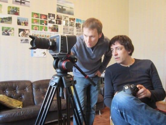Иван Кульнев (слева) и Сергей Скуратенок