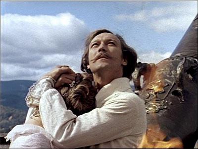 10 любимых фильмов Сергея Бюркланда