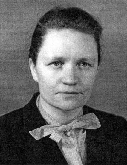 Галина Андерсон, 1965 год