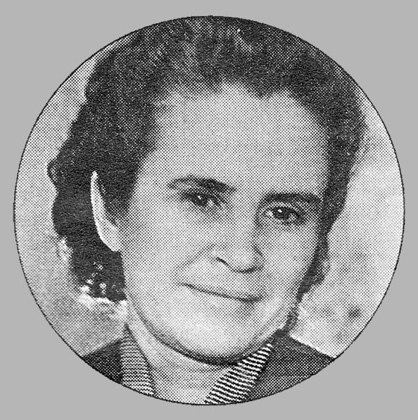 Ушла из жизни Тамара Дмитриевна Ригина