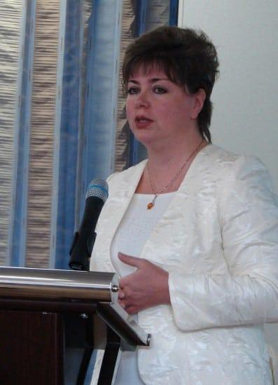 Ирина Добрынина. Фото mincultrk.ru