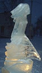 Ледовая скульптура