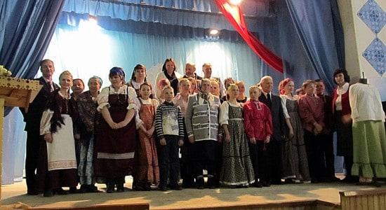 Снимок на память: участники и гости малых Федосовских чтений