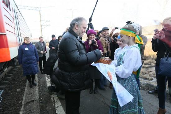 Встреча в Беломорске