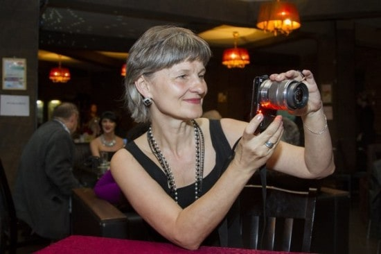 Ирина Ларионова. Фото Виталия Голубева
