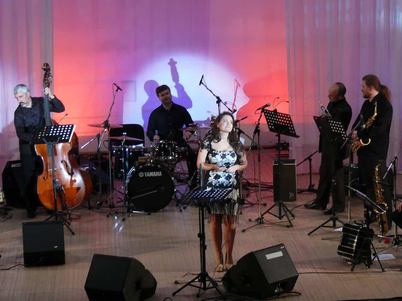 Эвелина Сашенко: «Везде есть музыка, в Литве ты или в Петрозаводске»