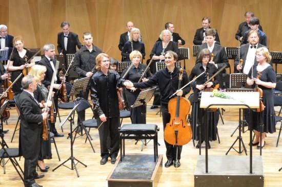 Витаутас Сондецкис, Сергей Антонов и оркестр «Классика»