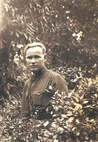 Иван Румянцев. 1940-е годы