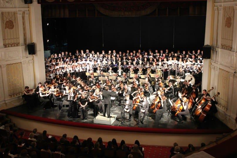 «Реквием» Верди стал кульминацией фестиваля «Онего-классик»