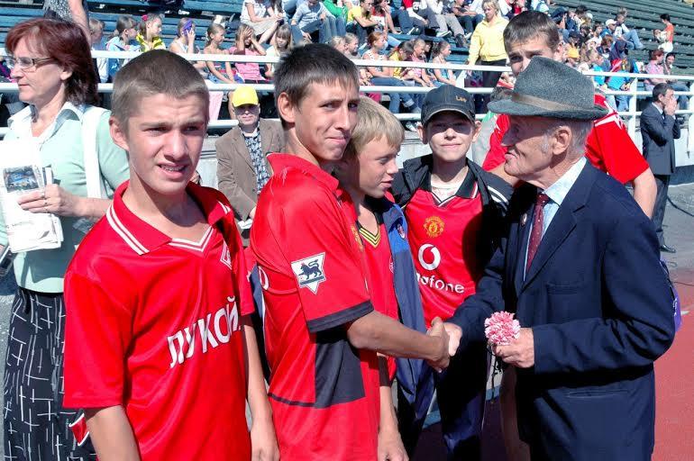 Степаныч  и его футбольная педагогика