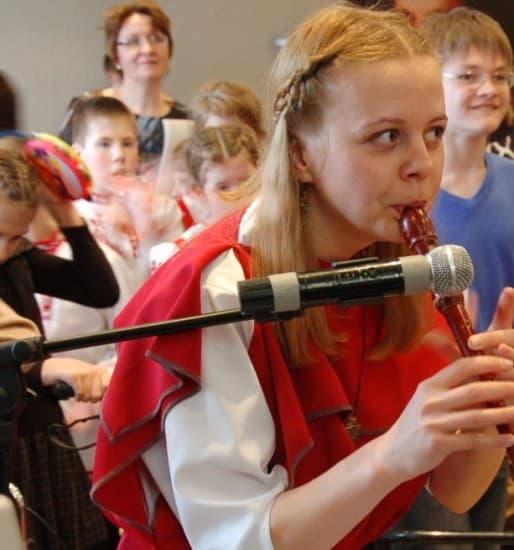 Маша Сибелева, педагог Стангрит-центра, любимица детей