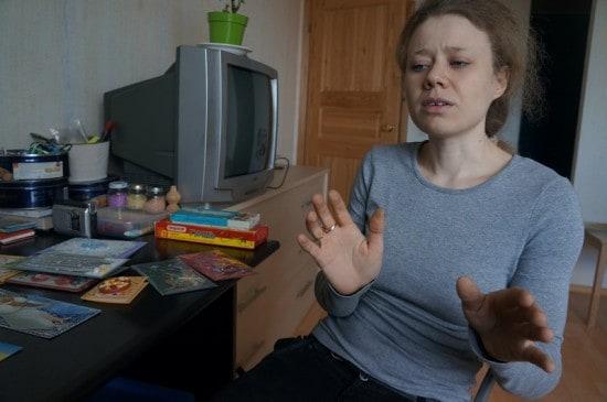 Майя Савчук. Фото Ирины Ларионовой