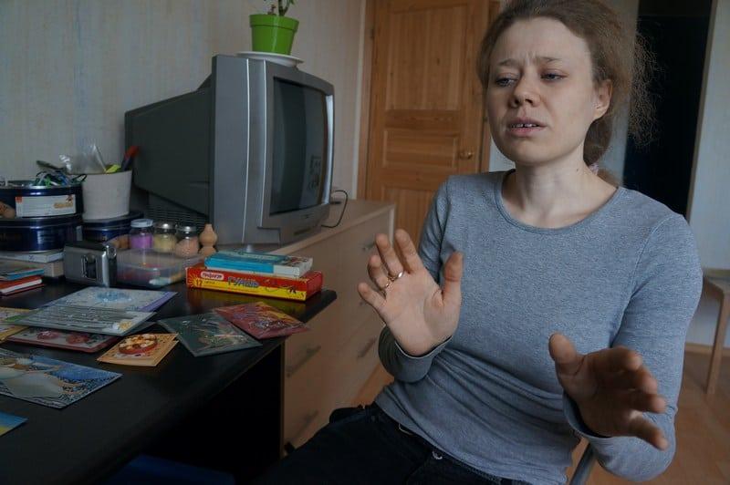Майя Савчук: «Красота и есть закон»