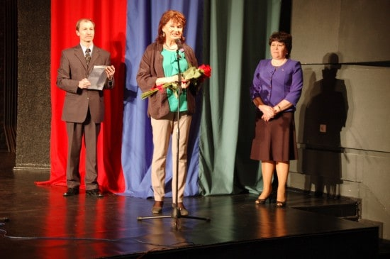 Заместитель мэра Римма Ермоленко  поблагодарила организаторов фестиваля