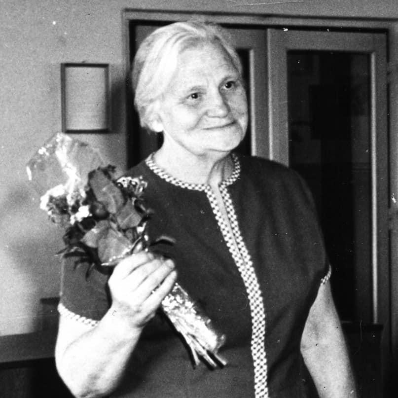 Нина Гернет