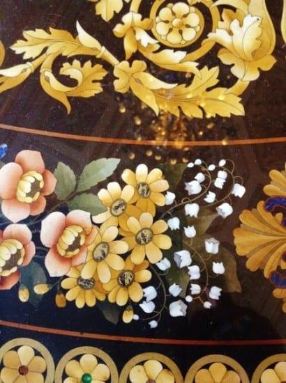 А итальянская мозаика также прекрасна! фото Маргариты Сазоновой, 2014 год.