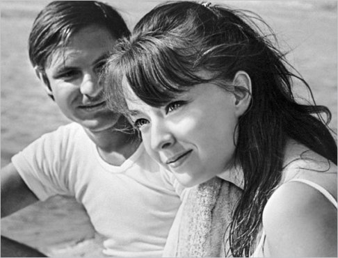 Кадр из фильма «Влюбленные»