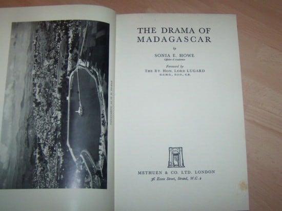 """""""Драма Мадагаскара"""""""