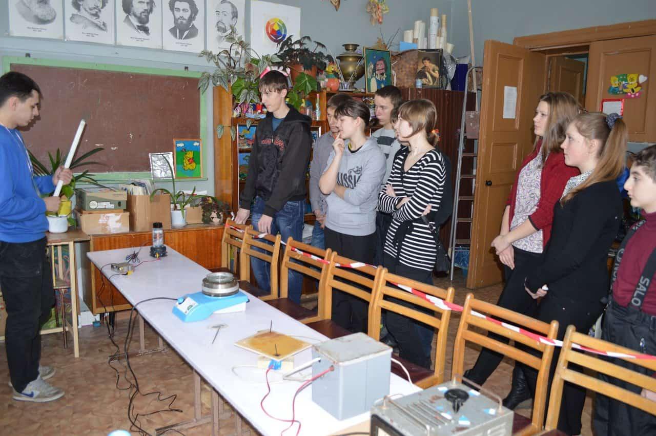 По Карелии проехала передвижная выставка научно-технического творчества